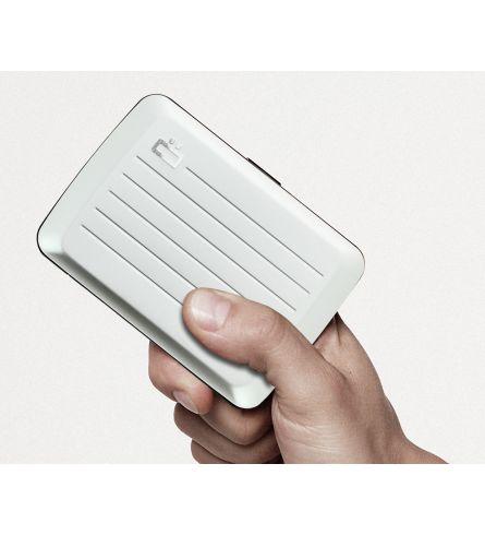 Ögon Stockholm V2.0 Card Case Silver