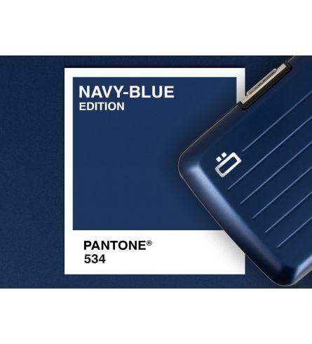 Ögon Stockholm V2.0 Creditcardhouder Navy Blue
