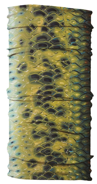 High UV Protection BUFF Dy Largemouth Flank