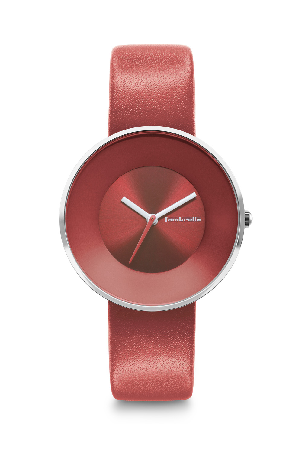 Lambretta Cielo 34 Fashion Leather Red 2201RED
