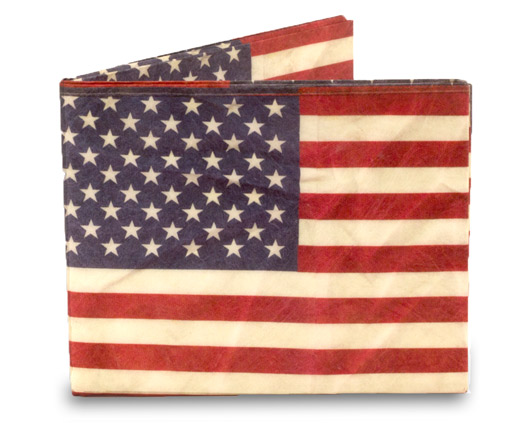Mighty Wallet Stars and Stripes