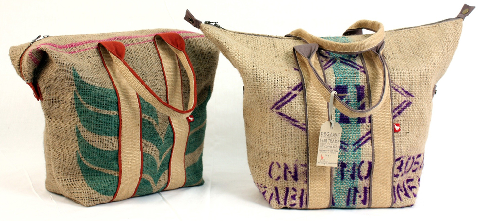 Townshipsmile Organic Coffee Carry All Bag